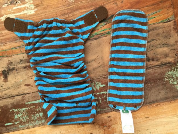 Bamboozle Fitted Nappie review