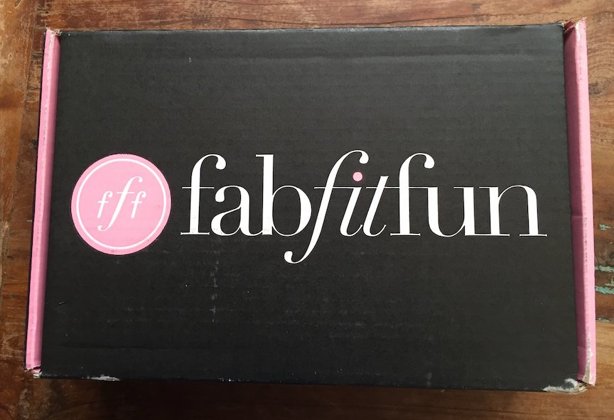 FabFitFun Review: Summer 2015
