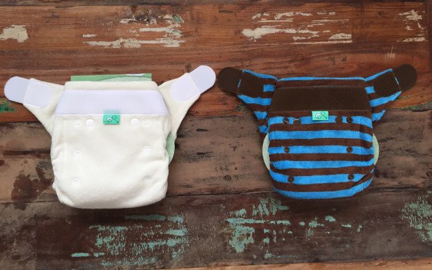 TotsBots review cloth diapers