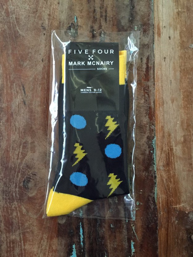 Five-Four-socks
