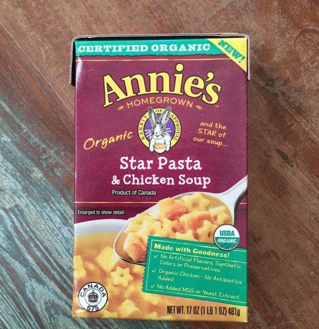 Influenster-Annies-Soup