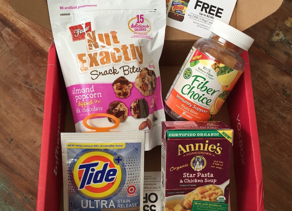 Influenster Comfort Vox Box Review