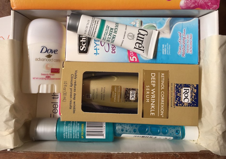 Walmart Beauty Box Review: Fall 2015