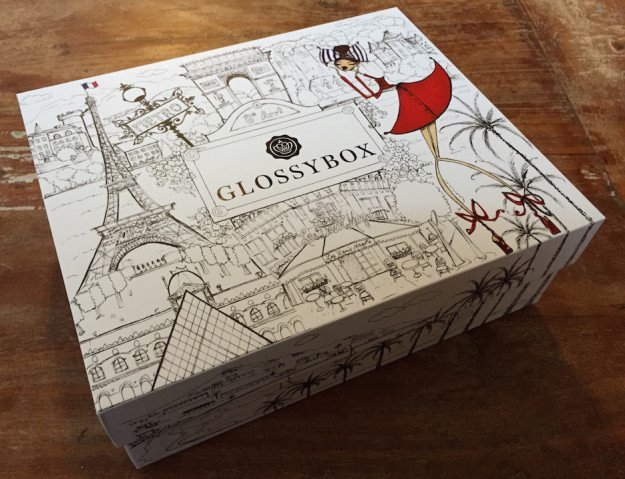 GlossyBox-October-2