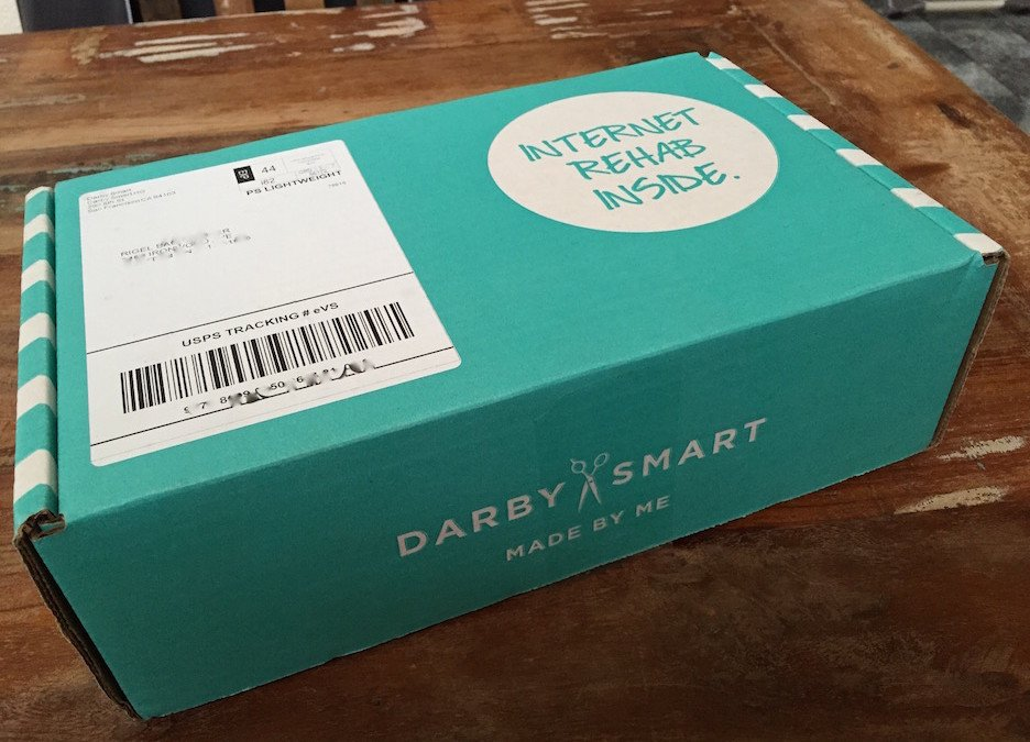 Darby Smart Review: November 2015