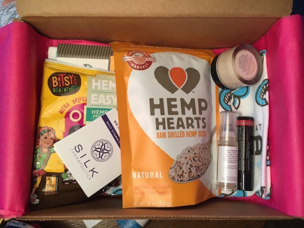 Ecocentric Mom Nov Unboxing 2