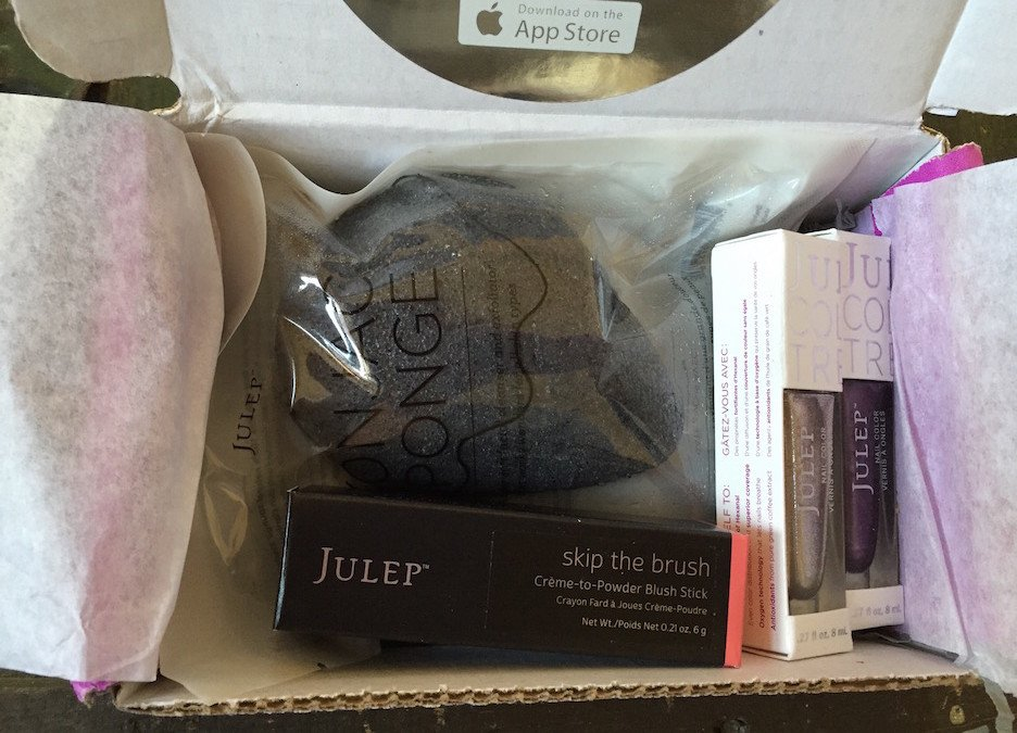 Julep Review: November 2015