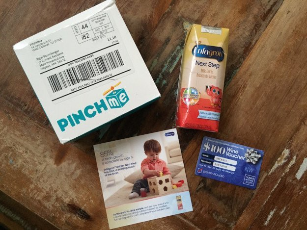 PinchMe Unboxing November