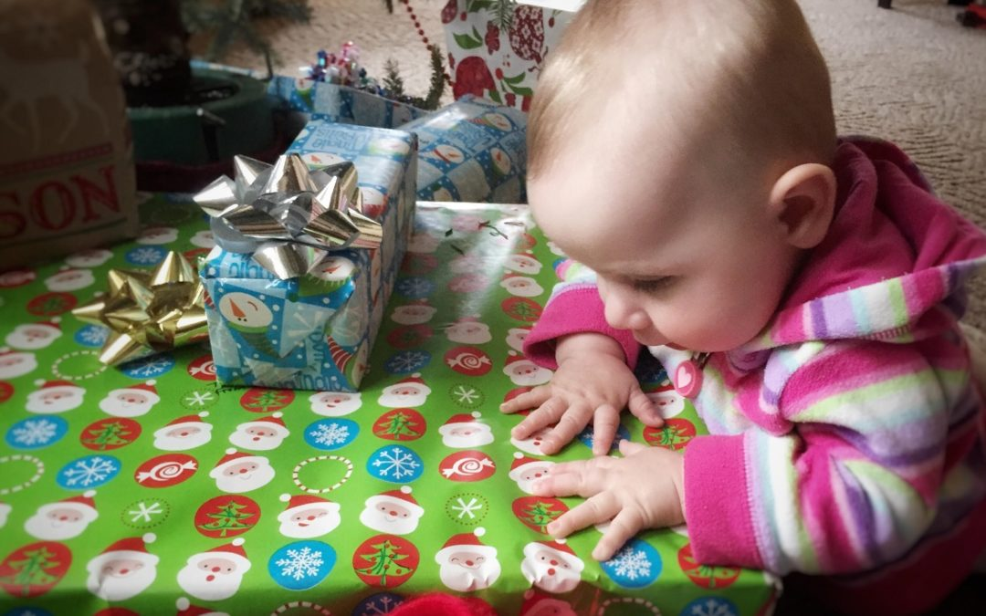 Small Gifts and Stocking Stuffers for Baby