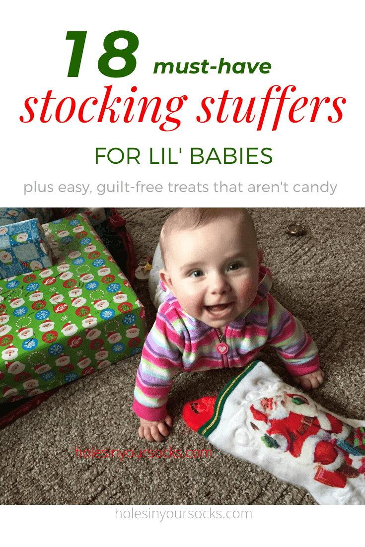 Christmas stocking stuffers for babies