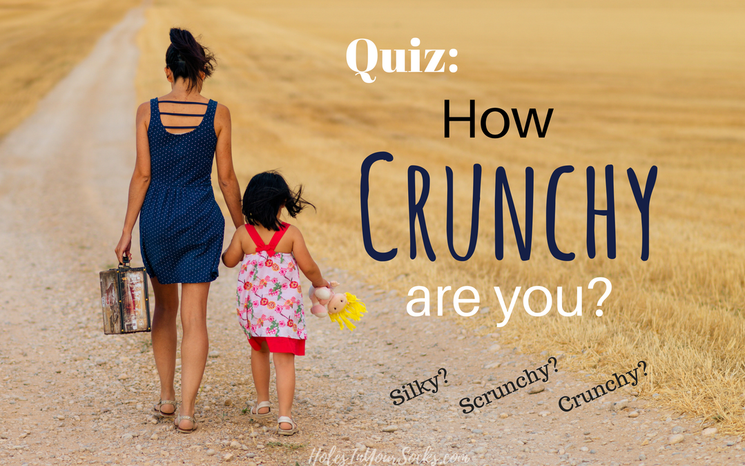 How Crunchy Are You? Quiz for Moms