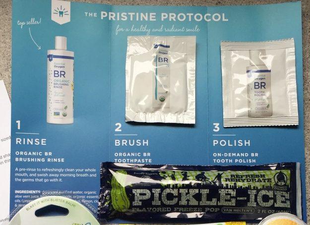 Pristine Protocol and Pickle Pops