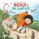 Benji and the Giant Kite book cover